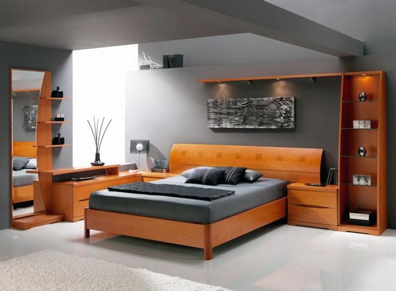 Bedroom Interior_Best Bedroom Interiors_Wooden Bed_Wooden Cot_Wooden Furnitures for Bedrooms_Best Interior design for Home Interiors_Electronic City Interior Decorators