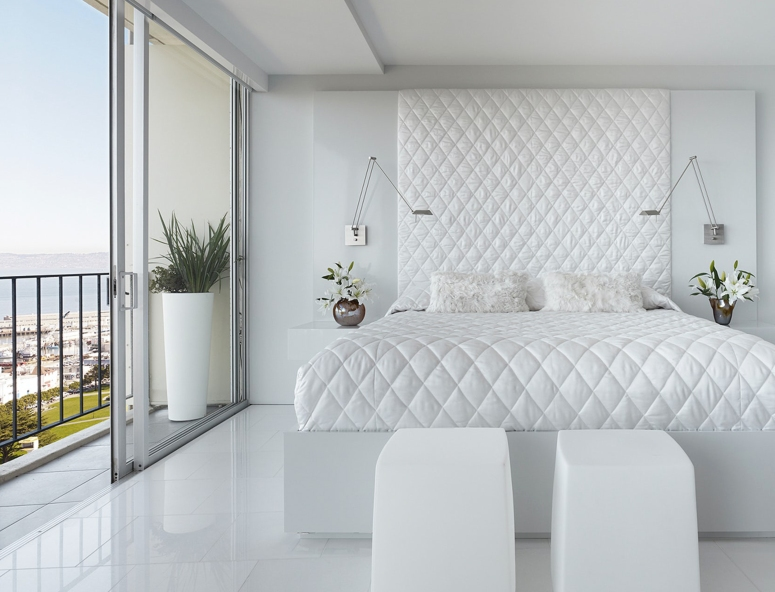 Bedroom Interior_Inspiring Modern Bedroom Ideas_Bedroom Interiors at Electronic City Bangalore_Bedroom Design Ideas_White Bedroom Ideas in Electronic City Bangalore
