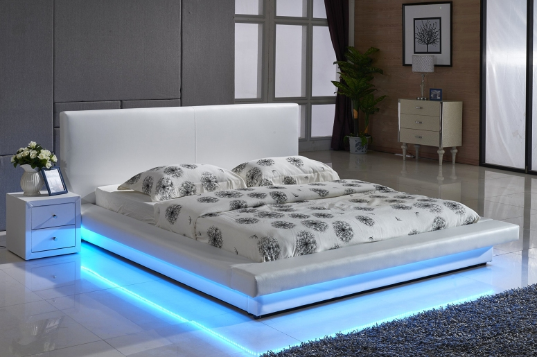 Bedroom Interior_LED Designs for Bedroom_Best LED Decoration for Bedroom_LED Lights for Bedroom_LED Strip Lights for Bedrooms_Great Interiors in Electronic City Bangalore