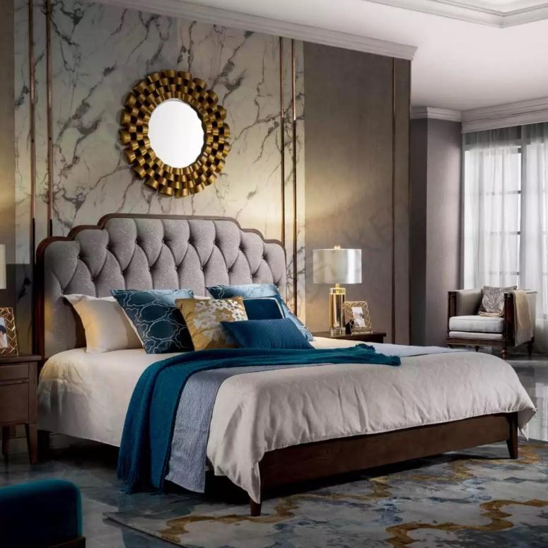 Bedroom Interior_New Bedroom Ideas_Contemporary Bedroom Design_Best Bedroom Interiors Images_Good Interiors in Electronic City_Best Interiors