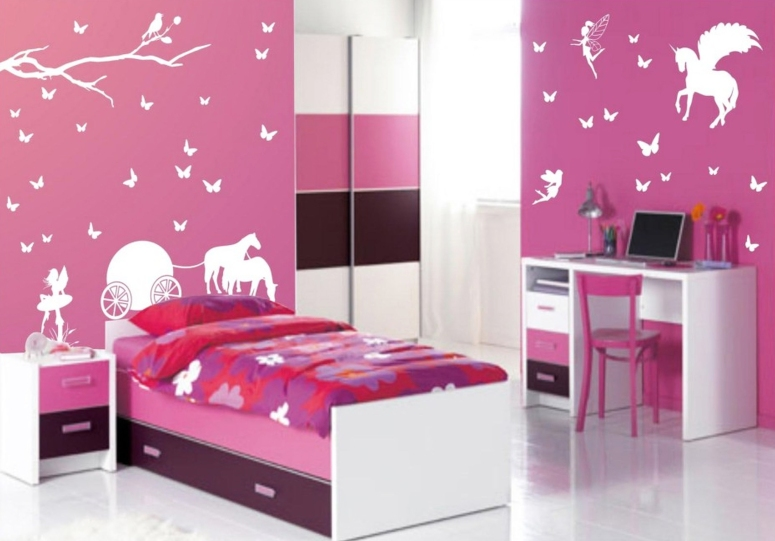 Bedroom Interior_Pink Bedroom Ideas_Pink Bedroom Interior Design_Pink Bedroom Interior Decoration_Bedroom Decorating Ideas at Electronic City Bangalore_cheap and best interiors in Electronic City Bangalore