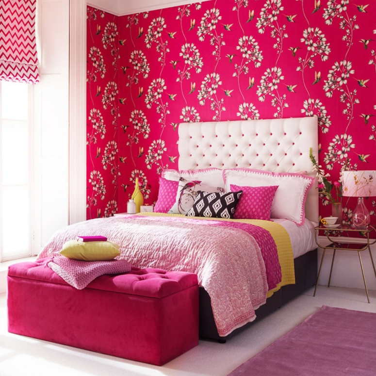 Bedroom Interior_Pink Bedroom Ideas_Pink Bedroom Interior Design_Pink Bedroom Interior Decoration_Bedroom Decorating Ideas at Electronic City Bangalore_electronic city interiors list