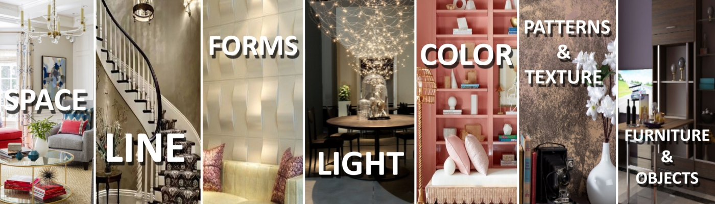 7 Elements of Interior Design Banner Design_Best Interiors in Electronic City Bangalore