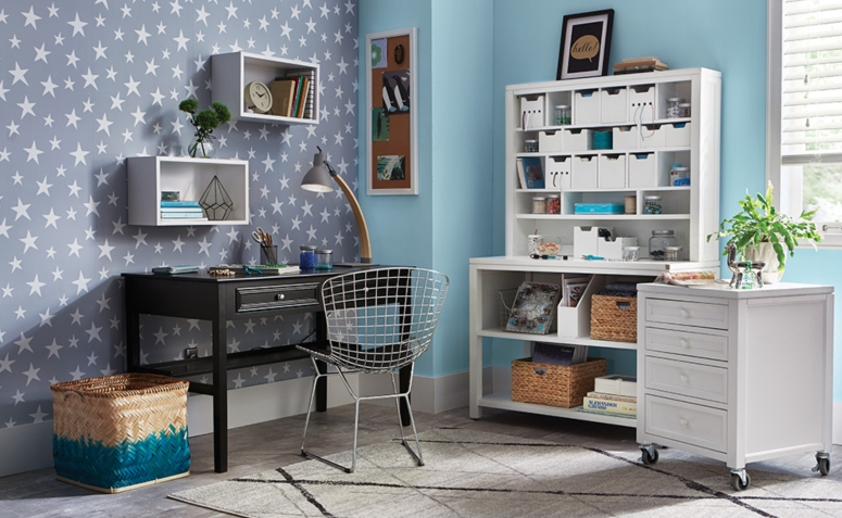Home Office Interiors_Home Office Color Combination_Home Office Colors_Home Office Colour Ideas_Home Office Wall Colours_Interiors in Electronic City