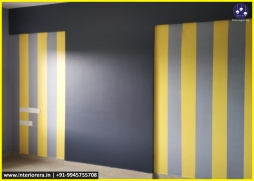 Master Bedroom Wall Painting