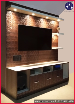 Modern TV & Entertainment Unit